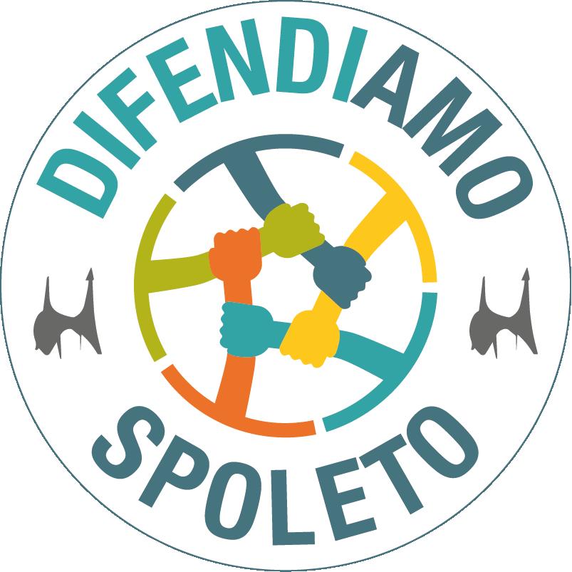 Logo DIFENDIAMO SPOLETO