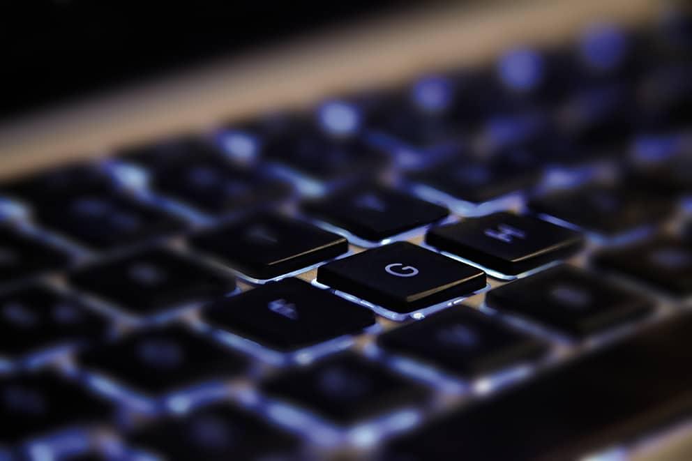 mac blur keyboard technology number black 724127